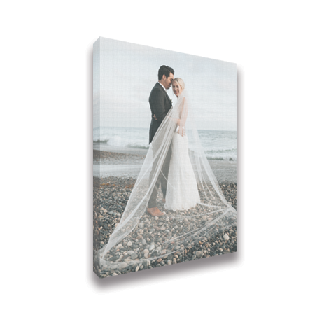 "11"" x 14"" Canvas Prints Wedding"