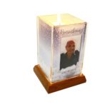 Heavenly Star Square Candle