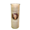 Holiday Holly Round Candle
