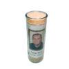 Religious Round Candle