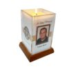 Religious Square Candle