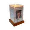 Treasure Square Candle