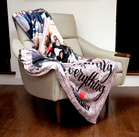 blanket-chair