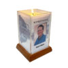 Nature Square Candle