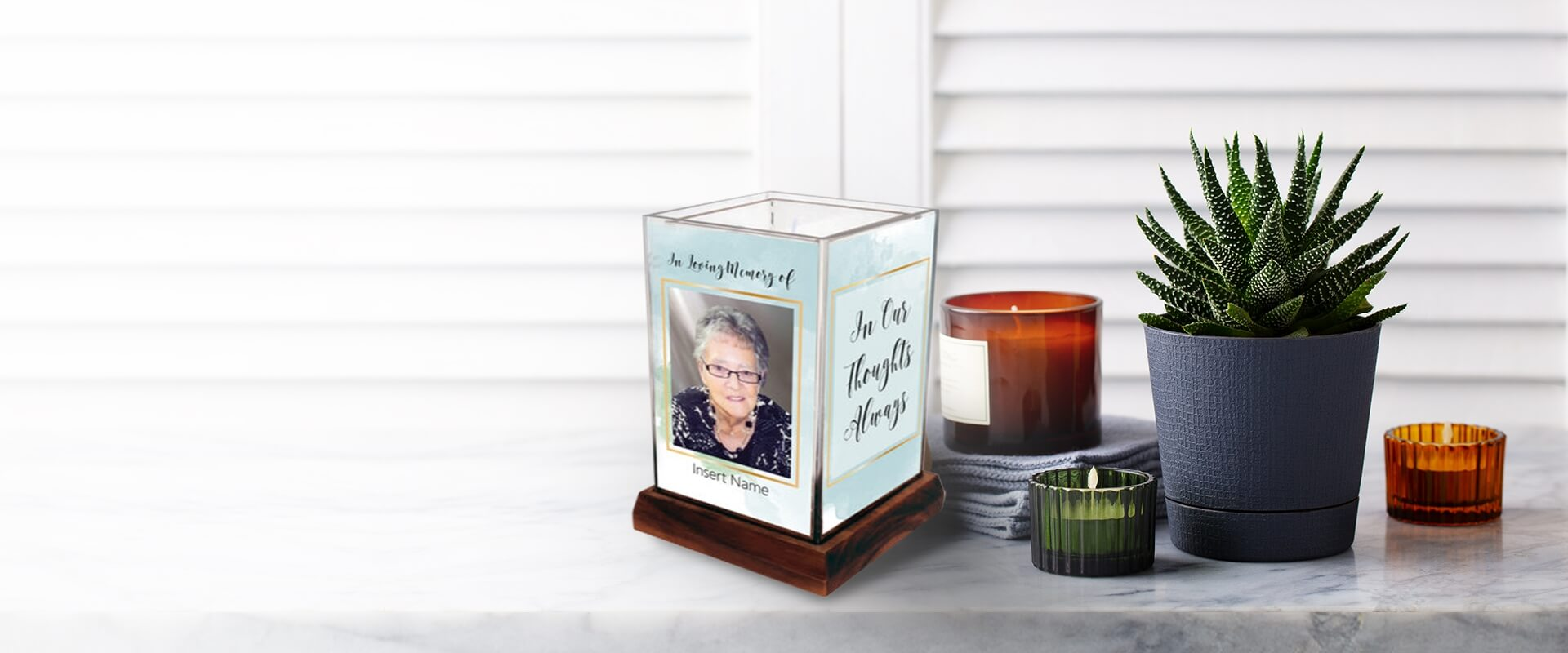 Keepsakes Keeper candle